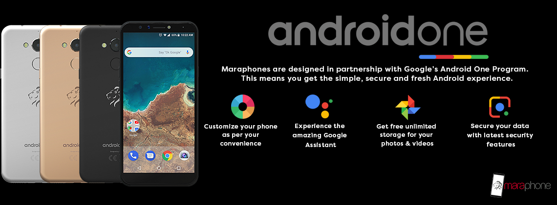 Top Smartphones on Google's OS One Android - maraphones com