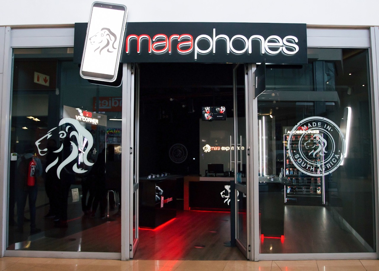 Mara Experience Store Maponya Mall South Africa